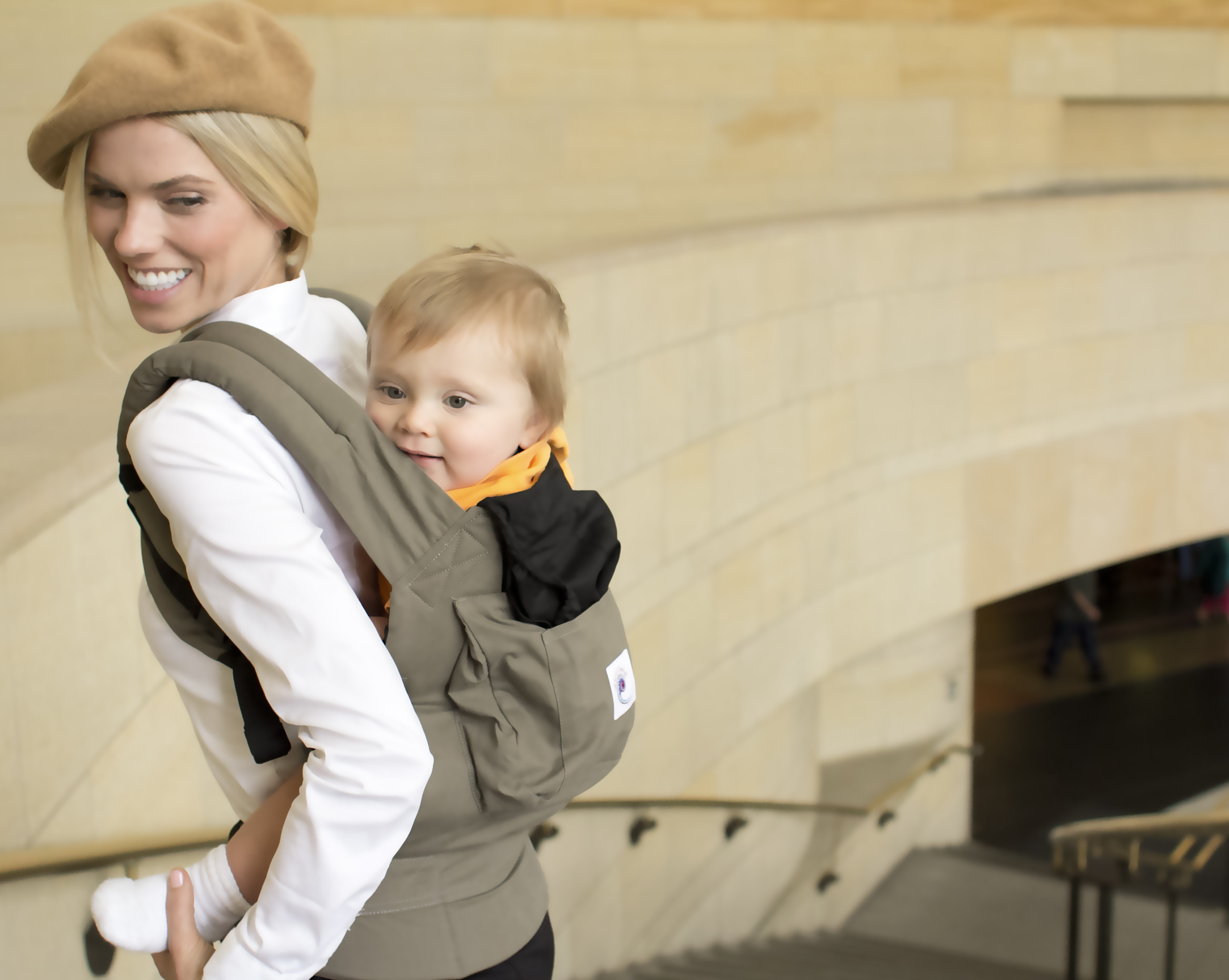 ERGObaby Original Collection Baby Carrier - Outback