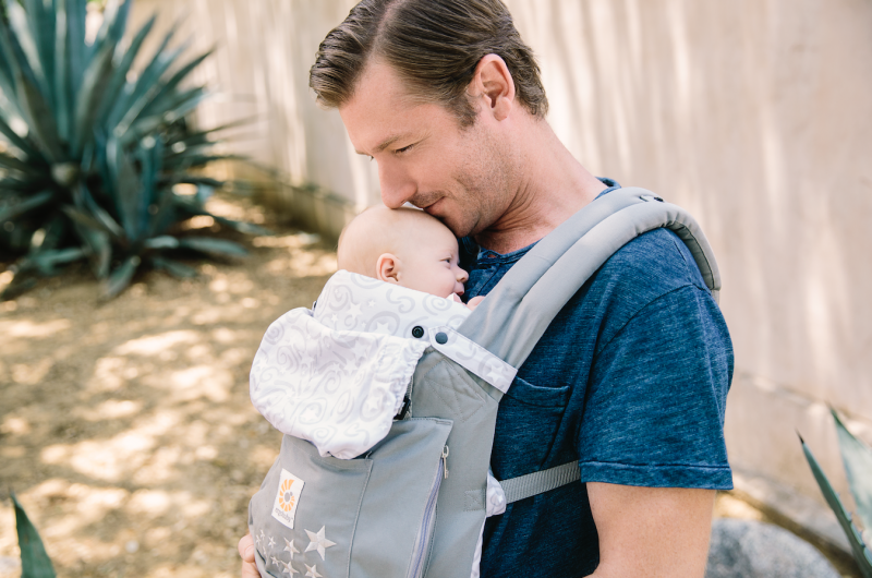 The Ergobaby infant insert is an accessory for the original baby carrier