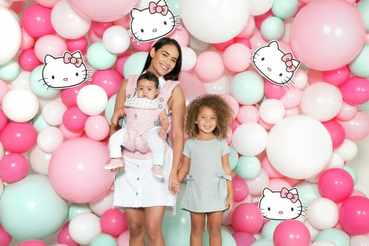 best baby carrier hello kitty