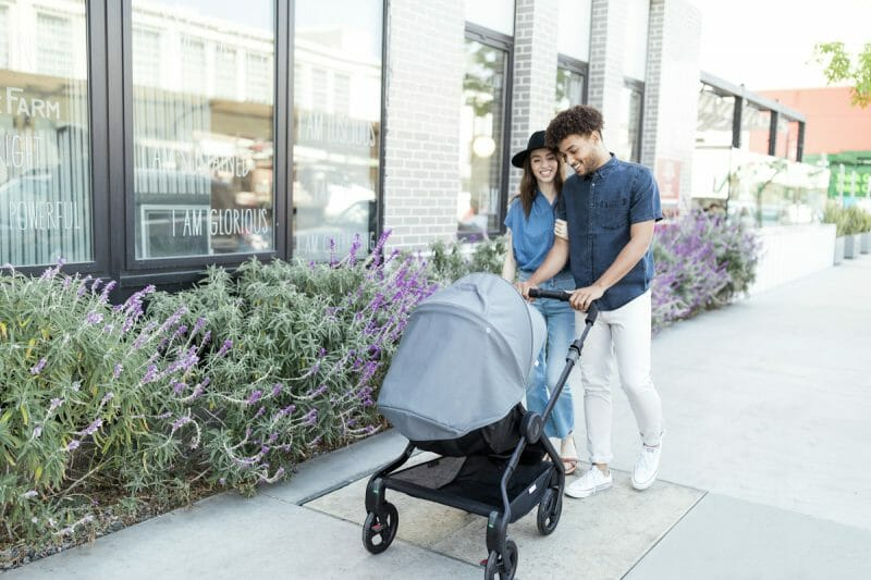 Here's what to consider when buying a stroller