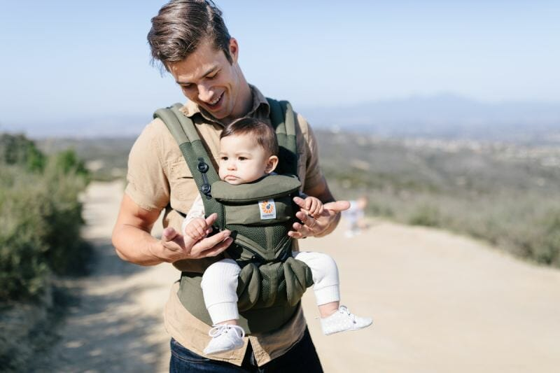 Baby Carrier Positions